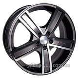 Racing Wheels H-412 6x14 4x100 ET38 DIA67,1 (BK-F/P)