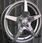 JT 1236 6x15 5x108 ET38 DIA73,1 (silver)