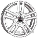 Tech Line TL529 6x15 5x100 ET38 DIA57,1 (silver)