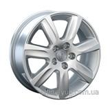 Replay Volkswagen (VV47) 6x15 5x100 ET40 DIA57,1 (silver)