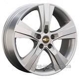 Replica Chevrolet (A-F061) 7x17 5x105 ET39 DIA56,6 (silver)