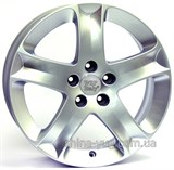 WSP Italy Peugeot (W851) Palermo 6,5x16 5x108 ET35 DIA65,1 (silver)