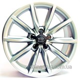 WSP Italy Audi (W550) Allroad Canyon 7x16 5x112 ET30 DIA66,6 (silver)