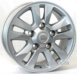 WSP Italy Toyota (W1759) Brasil 8x18 5x150 ET60 DIA110,1 (silver)