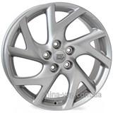 WSP Italy Mazda (W1906) Eclipse 7x17 5x114,3 ET 52,5 Dia 67,1 (silver)