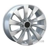 Replica Audi (A-R008) 8x18 5x112 ET45 DIA66,6 (silver)