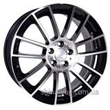 Racing Wheels H-408 7x16 5x108 ET 40 Dia 67,1 (BK-F/P)