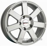 Disla 501 6,5x15 4x100 ET35 DIA67,1 (silver)