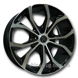 Marcello AIM-250 7,5x17 5x108/114,3 ET38 DIA73,1 (AM/B)