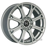 Marcello MR-35 7x16 5x100/112 ET38 DIA73,1 (silver)