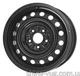 Steel YA-539 6x15 5x110 ET43 DIA65,1 (black)