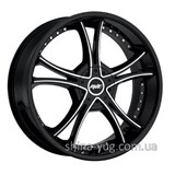 Mi-tech A-604 7,5x17 5x100/114,3 ET40 DIA73,1 (AM/B)