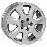 WSP Italy Toyota (W1701) Saint Petersburg 6x15 5x100 ET45 DIA60,1 (silver)