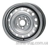 Steel Noname 6x14 5x100 ET37 DIA57,1 (silver)