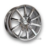 Mi-tech MK-F74 7,5x17 5x100 ET38 DIA (chrome)