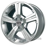 Maxx Wheels M393 7x16 5x108 ET35 DIA72,6