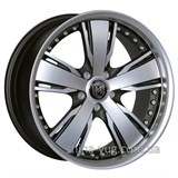 Marcello MR-21 8,5x18 5x112 ET35 DIA73,1 (AM/MB)