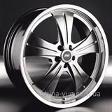 Racing Wheels H-611 10x22 5x150 ET45 DIA110,2 (chrome)