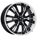Mi-tech ZR-12 9x20 6x139,7 ET20 DIA106,1 (Chrome)