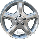 For Wheels ME 419f (Mercedes) 8,5x20 5x112 ET60 DIA66,6 (silver)