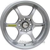 Advan 671 RG-D 7x16 5x108/114,3 ET40 DIA67,1 (silver)